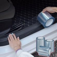 Protective-Film Car-Rhino-Skin Paint-Sticker Transparent Anti-Scratch Clear Bumper-Hood