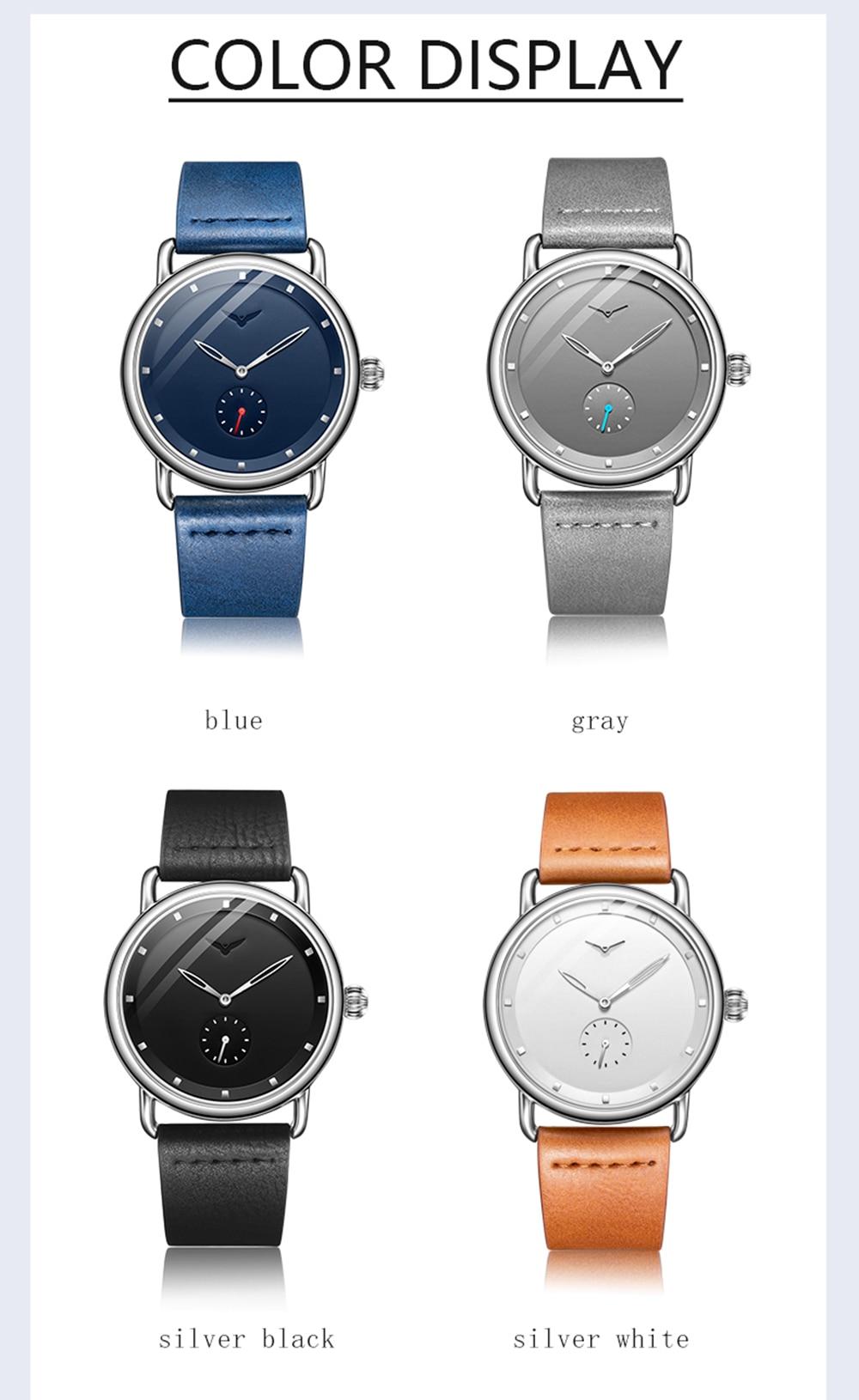H83b2b1bfa08840f48a98dde5e27e3af91 ONOLA top brand leather men watches clock fashion sport simple casual waterproof Wrist watch men relogio masculino
