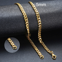 5mm Gold