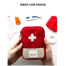 Empty First Aid Bag Emergency Pouch Travel Medicine Pill Storage Bags Outdoor Survival Organizer PUO88 large medicine bag travel outdoors camping pill storage bag first aid emergency case survival kit