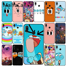 Чехол для телефона Maiyaca the Amazing World Gumball gumball для Xiaomi Redmi4X 6A 9 8A note 9 pro 5Plus Note4 Note5 7 Note6Pro 8T(Китай)