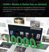 IPTV arabic french italian poland brazil ip tv portugal iptv code 10000 channels subscription