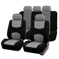 Full Coverage flax fiber car seat cover auto seats covers for cherytiggo 3 cherytiggo 5 cherytiggo t11 chevroletaveo t250 t3|Automobiles Seat Covers|   -