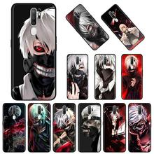 D'anime Tokyo Goules Coque Souple Pour Oppo A5 A9 2020 Reno3 F11 Pro Trouver X2 Lite Pro ACE2 A31 F15 A52 A72 A92 A92s Couverture(China)