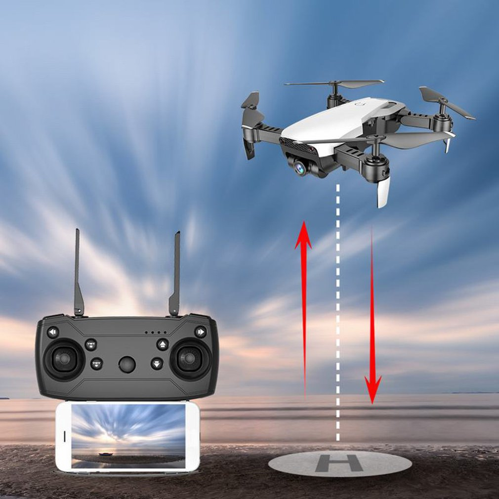 X12S Drone With 1080P Camera HD Wide Angle RC Plane White 2 4GHz WiFi FPV Drone RC Helicopter Altitude Hold RC Quadcopter