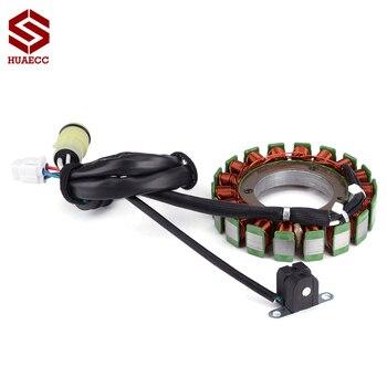 Magneto Generator Stator Coil for Yamaha YFM350A YFM350FWA YFM400F YFM450FWA YFM660FA Grizzly 350 400 660 2 4 WD Hunter IRS