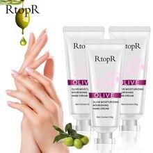 3PCS Olive Oil Serum Hand Care Repair Whitening Moisturizing