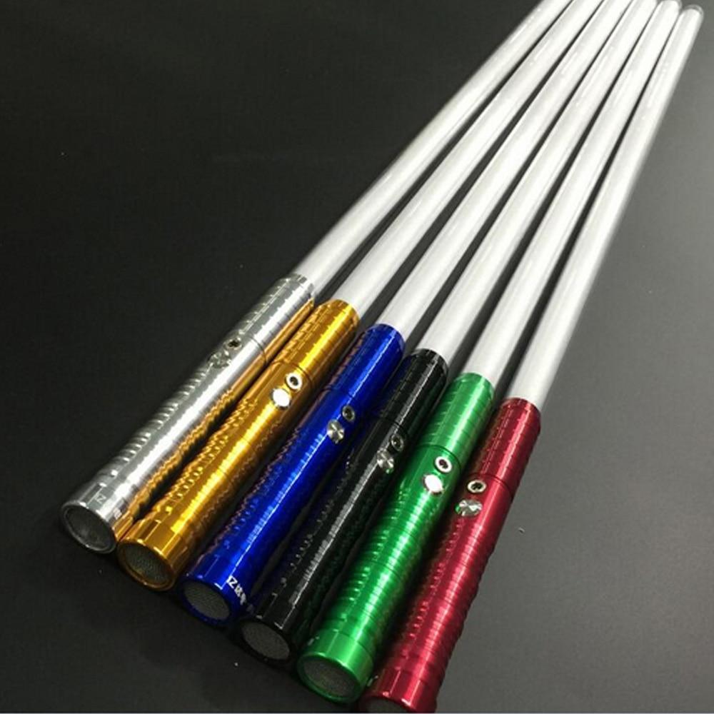 Nouveau dix sortes son Luke sabre noir série Skywalker sabre laser bleu vador épée 65-100cm cinq types de cadeau spécial recueillir