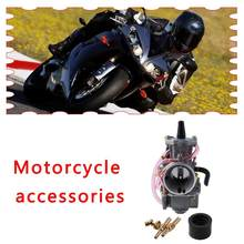 Motocross modified PWK 34MM power injection carburetor powerful power wear-resistant practical carburetors(China)