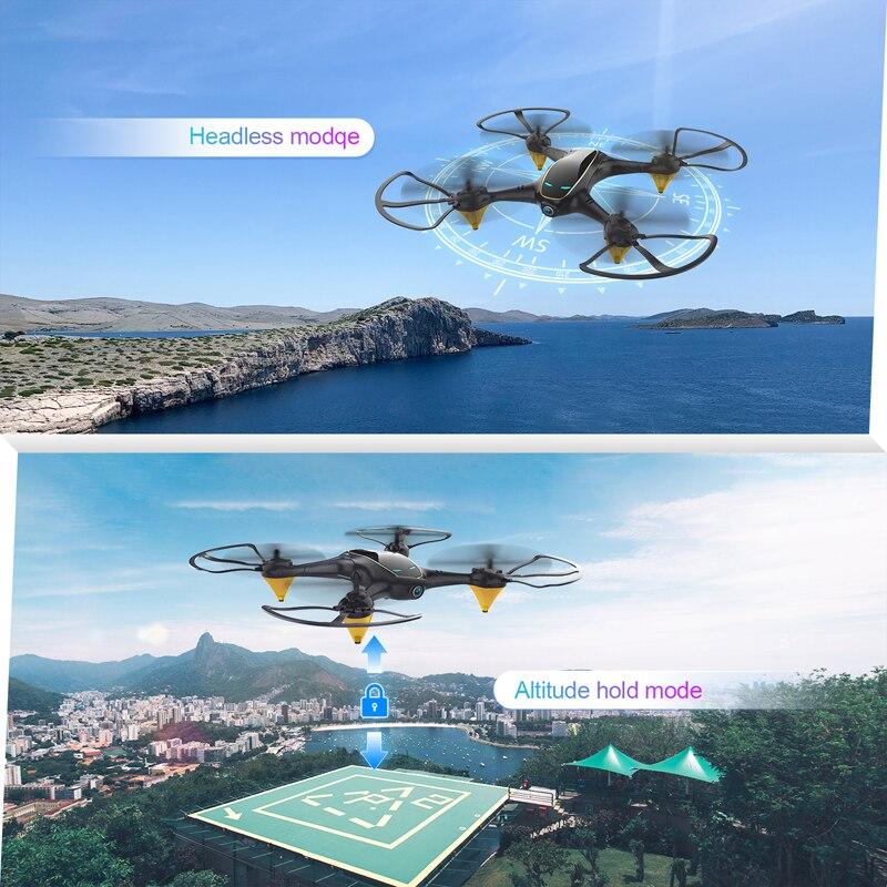 Eachine E38 WiFi FPV RC Drone 4K Camera Optical Flow 1080P HD Dual Camera Aerial Video RC Quadcopter Aircraft Quadrocopter Toys 5