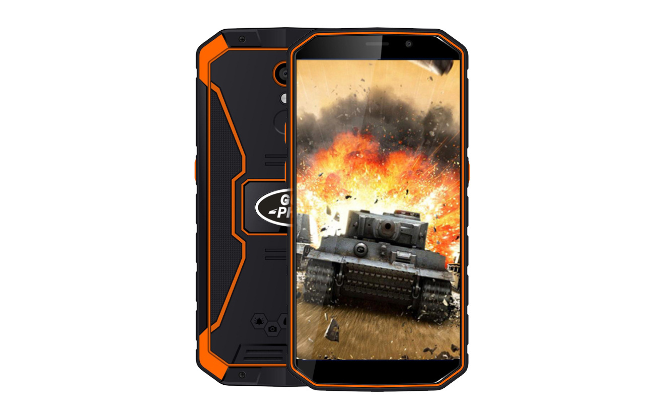 GUOPHONE Direct Sale of New Xp9800 4G Outdoor Smart Three Defense Mobile Phone Dual Card Dual Standby Super Large Battery