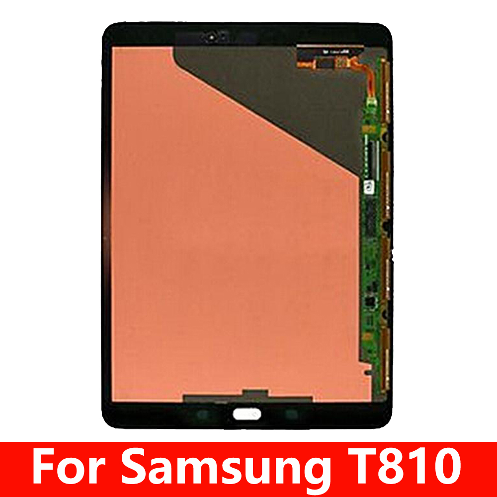9.7 inch For <font><b>Samsung</b></font> Galaxy <font><b>Tab</b></font> <font><b>S2</b></font> T810 T815 T819 Full <font><b>LCD</b></font> Display Panel +Touch Screen Digitizer Glass image