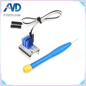 Image 5 - 6pcs TMC S2225 V1.1 Stepping Motor Driver Stepsticks Mute Driver UART Replace TMC2208 TMC2209 256 Microsteps 2A Peak TMC2225