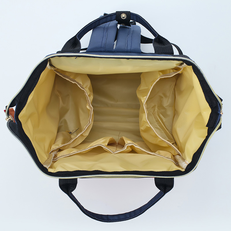 Mommy Bag Multi-functional Large Capacity Backpack Women's High School Schoolbag Casual Korean-style Fashion MOTHER'S Bag Travel