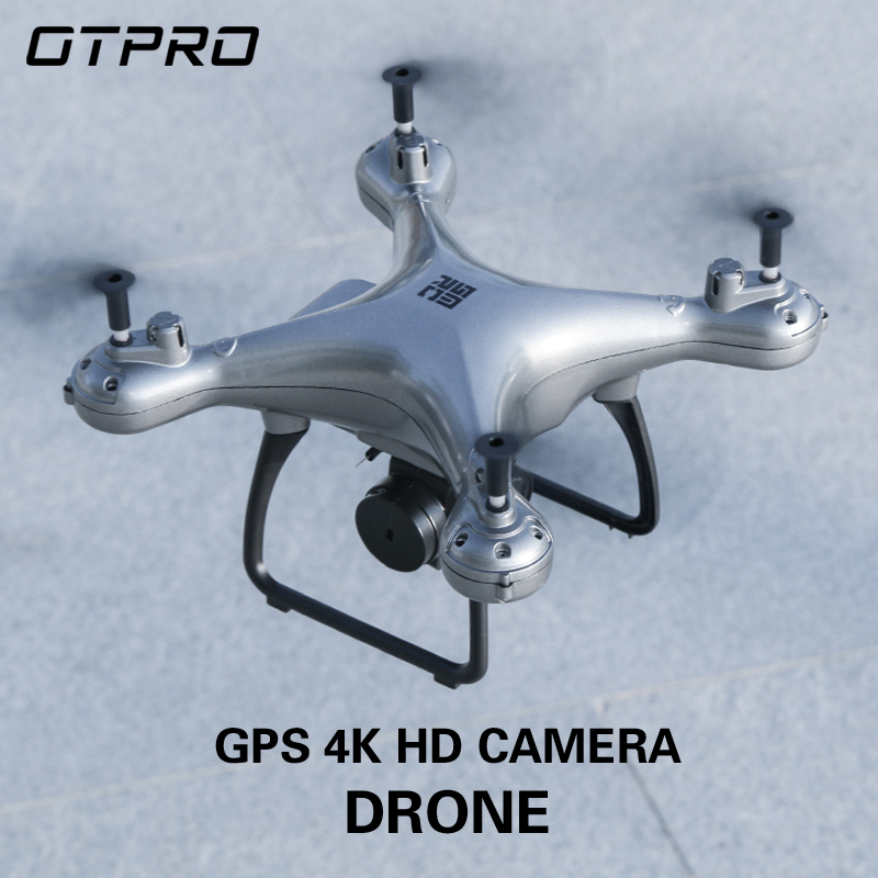 OTPRO 4k 1080p Profissional  FPV Camera Wifi RC Drones GPS Mini Drone  Selfie Follow Me Quadrocopter Toys Boy Vs S20  H68G