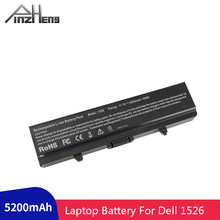 Pinzheng 5200mah bateria do portátil para dell gw240 297 m911g rn873 ru586 xr693 para dell inspiron 1526 1525 1545 bateria do portátil