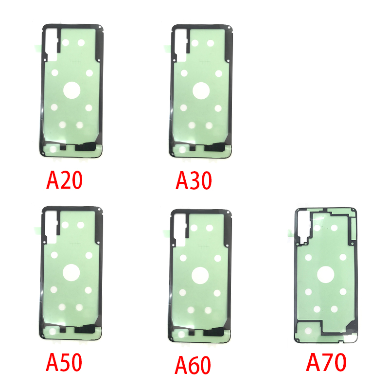 New For Samsung  A10 A20 A30 A50 A60 A70 Adhesive Sticker Back Housing Battery Cover Glue Tape