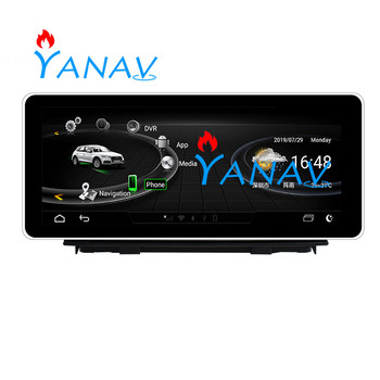 Reproductor de DVD y Radio Multimedia para coche de 10,25 pulgadas para-AUDI A3 2014-2017, estéreo para coche, Android, GPS, navegación, pantalla táctil Captiva