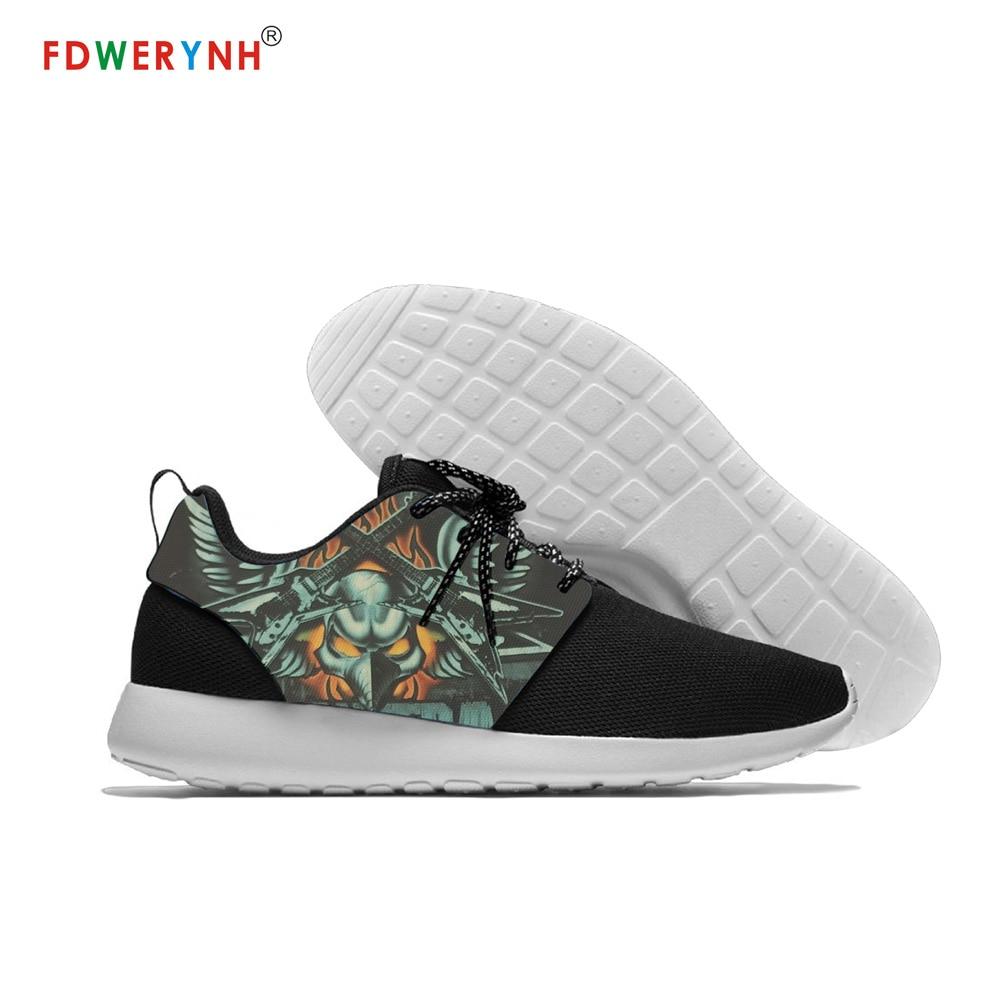 Новейшая модель; мужские низкие туфли на плоской подошве с принтом под заказ; повседневная мужская обувь из сетчатого материала для