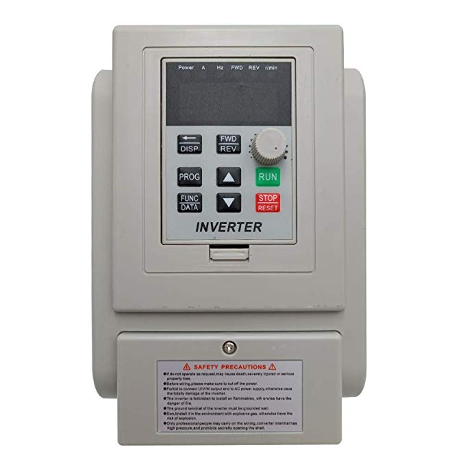 Frequency Converter VFD XSY-AT1 Inverter 1.5KW/2.2KW/4KW Single Phase 220v Input And Three-phase Output Motor Speed Controller P