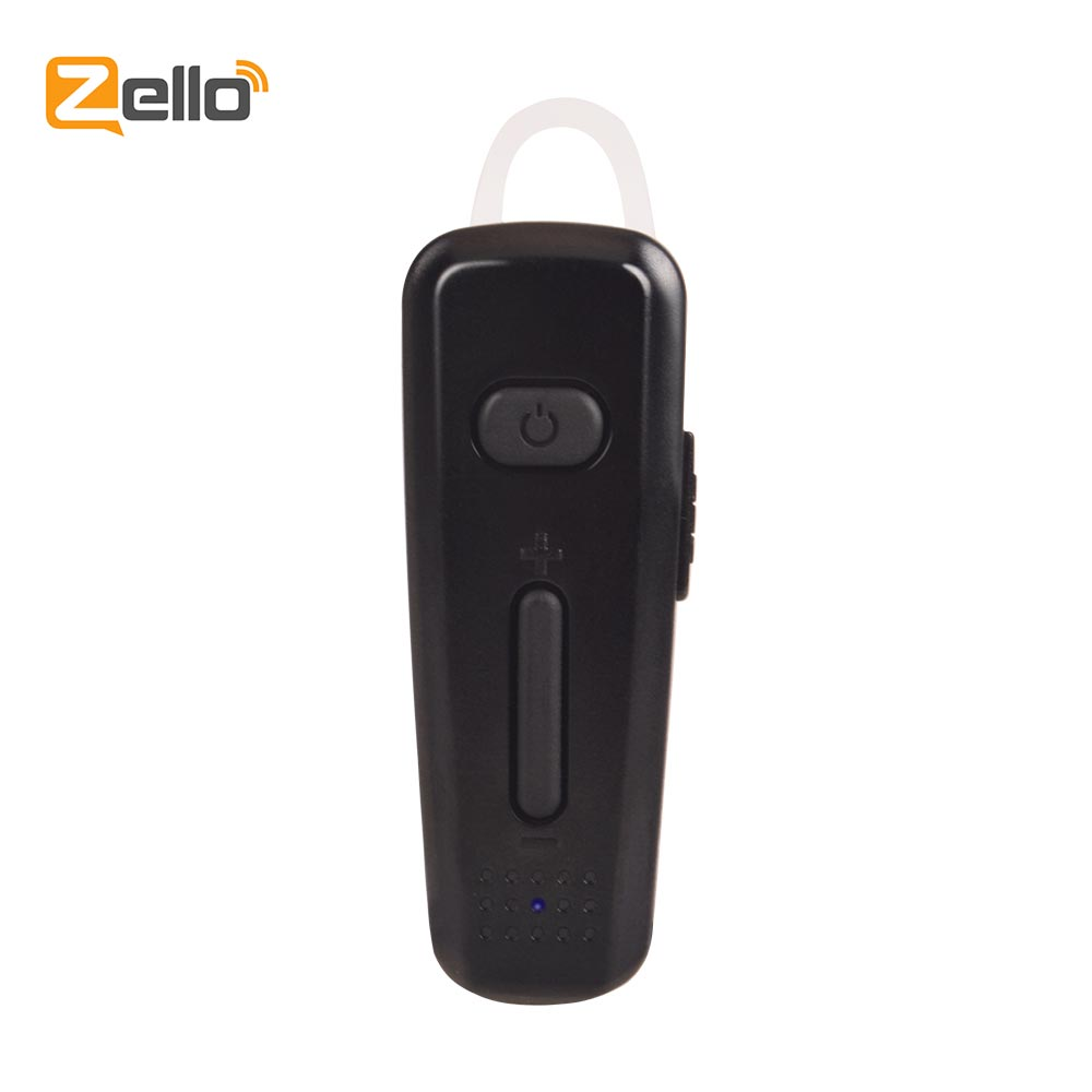 New 2019 Bluetooth Wireless Speaker Microphone Headset Zello Ptt Bluetooth For Android Ios System HB680AP Black Earphone