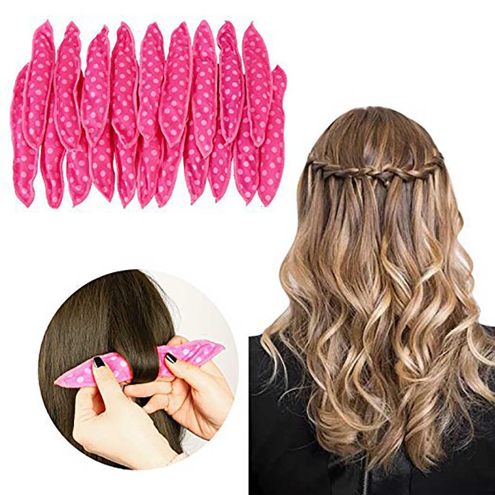 Высококачественные брендовые новые бигуди для волос, мягкие бигуди, лучший гибкий пенопласт и губка, волшебный Уход за волосами, хобби Стайлинг для волос, инструменты