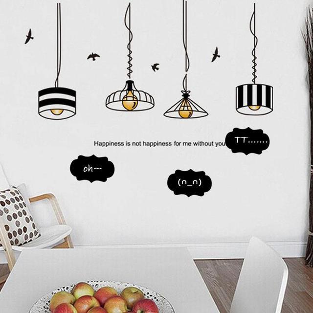 Blackboard Sticker Craft Kitchen 5 X 3.5 cm 10