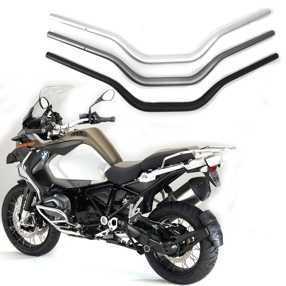 for BMW R1200GS LC R 1200 R1200 GS ADV Adventure Motorcycle Handlebar Aluminum Handle Bar 22mm 2013-2016 2017 2018 2019 K50 K51