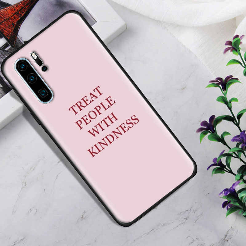 Harry Styles tratar a la gente de caso para Huawei P Smart Plus 2019 Z P20 Lite P30 Pro P10 P20 P9 Lite TPU cubierta Capa