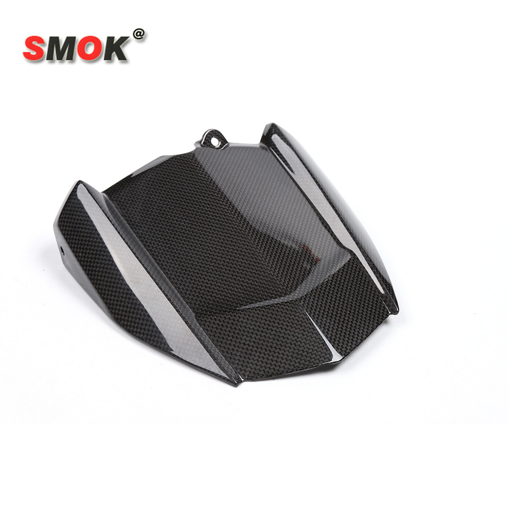SMOK Motorcycle Carbon Fiber Mudguard Rear Fender Splash Mud Guard For Yamaha MT-09 MT 09 MT09 FZ-09 FZ09 FZ 09 2014——2019