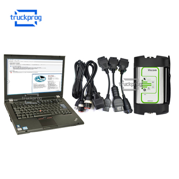 vocom 88890300 Interface t420 laptop Dev2tool Developer Model forvolvo Truck excavator FH FM series euro6 Diagnosis tool