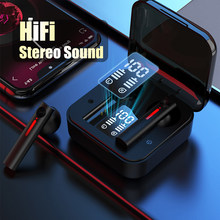 Drahtlose TWS Mini LED Bluetooth 5,0 Drahtlose Kopfhörer Super Bass Sport Noise Reduction Ohrhörer PK i7 i500 i9000 pro i900000 tws