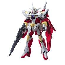 Japão reborns gundam canhão CB-0000G/c hg 1/144 figura de ação modelo crianças puzzle montado robô menino anime brinquedo colecionáveis artes