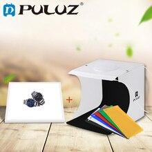 Puluz Leven Fotografie Led Schaduwloze Licht Bodem Panel Pad Foto Studio Softbox Bodem Lamp Fotografia Voor Schieten Lightboxes