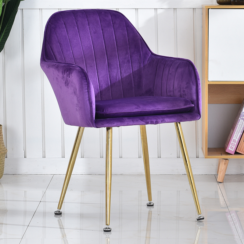 Nordic Ins Chair Make-up Chair Desk Chair Chair Dining Chair Family Restaurant Light Luxury Back Chair