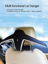 B-LIFE ABS Car Coat Hanger Auto Seat Headrest Clothes Jackets Suits Holder