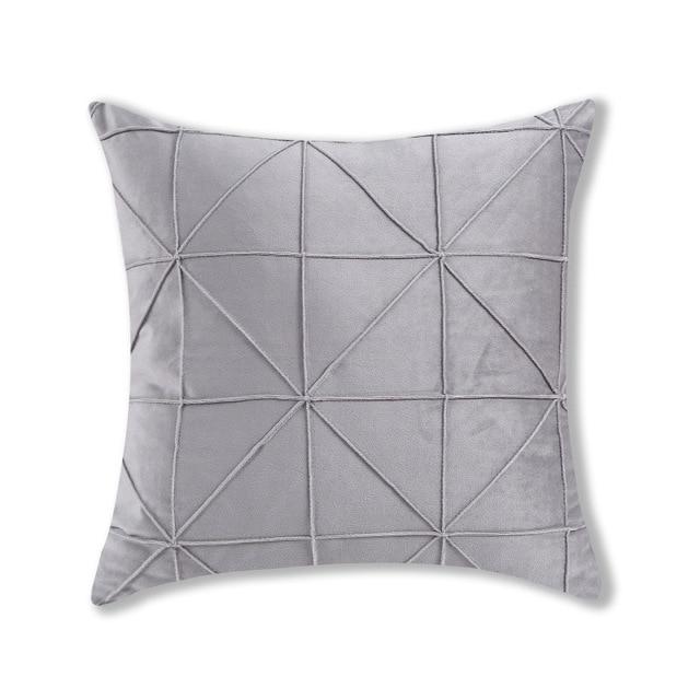 Soft Velvet Rectangular Cushion 4