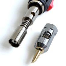 새로운 펜 모양의 가스 납땜 인두 HT 1937 다리미 빛과 실용 스위치 가스 납땜 펜 qiang