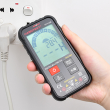 HABOTEST New Generation 600V Smart Intelligent Phone Digital Multimeter Ohm Capacitance