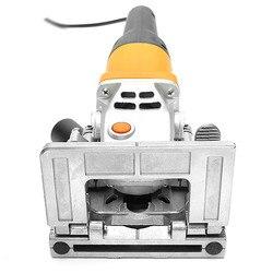 1 шт. Новинка 230В 760 Вт деревообрабатывающая машина для нарезания деревянного печенья столярная деревянная долбежная машина для док-доски