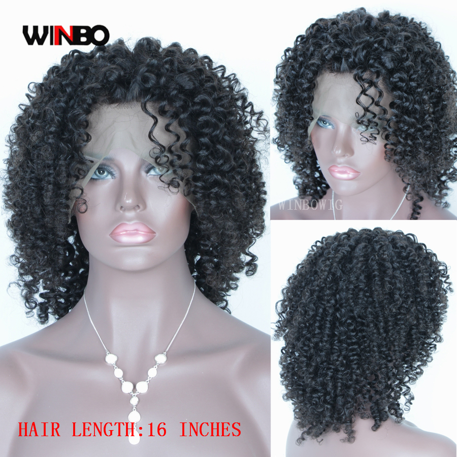 WINBO Pro-Cut Human Hair Wig 13x6 Lace Frontal Wigs Remy Hair Black Women Wigs 13x4 Lace Front Wigs Natural Black Color