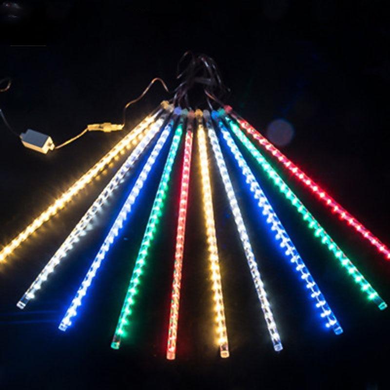 LED Waterproof Meteor Shower Light 30cn50cn8 Set Of LED Meteor Lights LED Curtain Lights Christmas Day Lights Decorative Lights