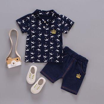 Zestawy ubrań dla chłopców BibiCola garnitury sportowe letnie zestawy ubrań dla dzieci dresy dla dzieci chłopcy bawełniana koszula + spodnie z paskiem tanie i dobre opinie Aktywny Bawełna Czesankowej REGULAR Pasuje większy niż zwykle proszę sprawdzić ten sklep jest dobór informacji O-neck
