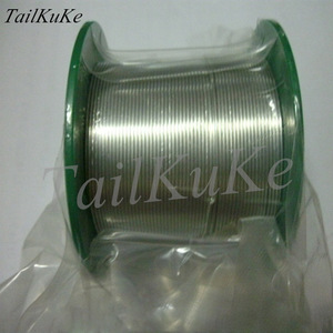 Image 1 - High purity  indium wire  1.0mm 1.5mm 3.0mm