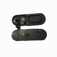 1pcs Neue Headset Staub Rutsche Abdeckung Für Motorola XIR P3688 DEP450 DP1400 CP200d Two Way Radio Walkie Talkie Zubehör