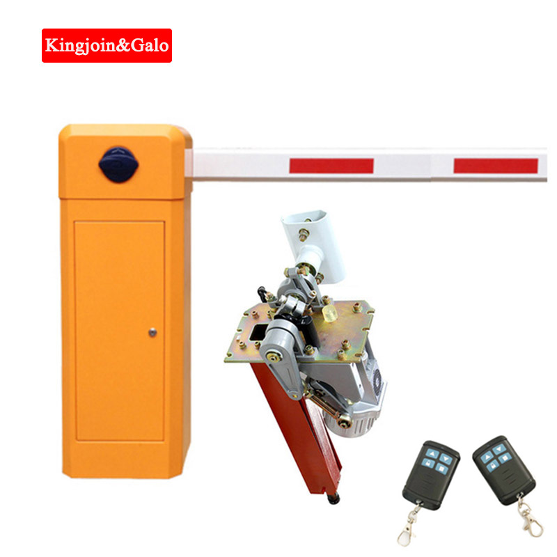 Flexible High Speed New Motor Intelligent Parking Device For Automatic Parking Door Road Traffic Door Barriere Parking Safety