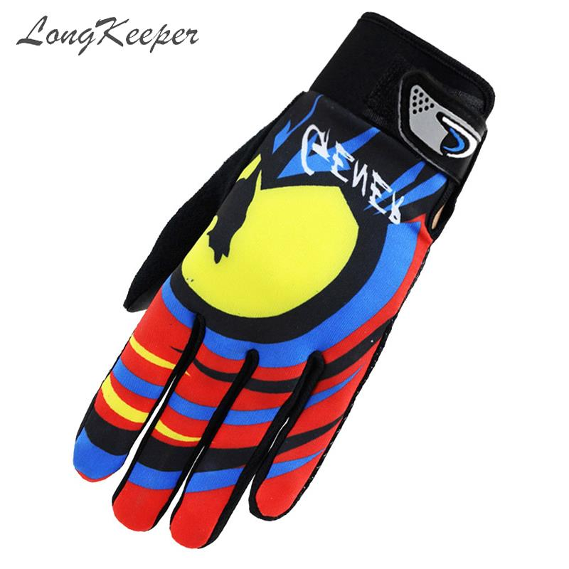 2019 New Full Finger Gloves Men Touch Screen Mitten Sun Sport Cycling Fitness Gym Guante Male Non-slip Luvas Eldiven