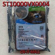 """Seagate SkyHawk ST10000VX0004 10TB 7200 RPM 256MB Cache SATA 6 Gb/s 3,5 """"disco duro interno"""