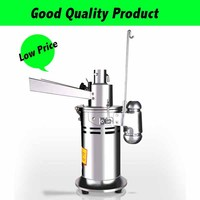 HK 08A Automatic Table type Continuous Feeding Herb Mill Grinder
