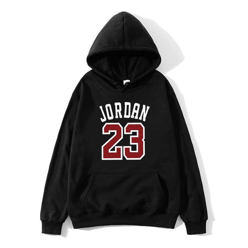 2020 Brand New Fashion JORDA 23 Men Sportswear Print Men Hoodies Pullover Hip Hop Mens tracksuit Sweatshirts Clothing